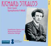 Album artwork for R. Strauss: Don Juan & Symphony No. 2 in F Minor (