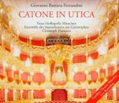 Album artwork for FERRANDINI: CATONE IN UTICA