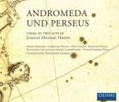 Album artwork for M HAYDN : ANDROMEDA & PERSEUS