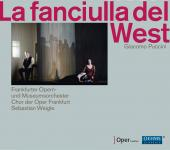 Album artwork for LA FANCIULLA DEL WEST