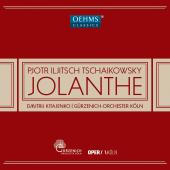 Album artwork for Tchaikovsky: Iolanthe