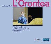 Album artwork for Cesti: Orontea / Bolton
