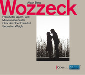Album artwork for Berg: Wozzeck