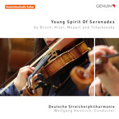 Album artwork for Young Spirit of Serenades