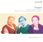 Album artwork for Triptych