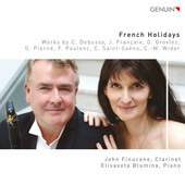 Album artwork for French Holidays
