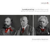 Album artwork for Landkjending