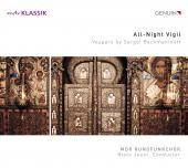 Album artwork for Rachmaninov: All-Night Vigil