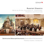 Album artwork for Russian Classics
