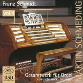 Album artwork for Schmidt: Complete Organ Works Vol.4