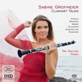 Album artwork for Sabine Grofmeier: Clarinet Tales