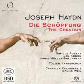 Album artwork for Haydn: Die Schöpfung (The Creation)