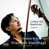 Album artwork for Beethoven: Cello Sonatas Vol. 2