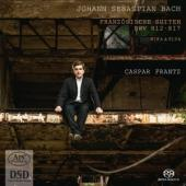Album artwork for Bach: French Suites / Frantz