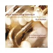 Album artwork for Mendelssohn:Symphony 3, Midsummer Night's excerpt