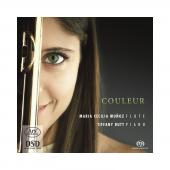 Album artwork for Maria Cecilia Muoz: Couleur