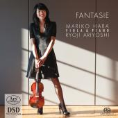 Album artwork for Fantasie - Viola & Piano / Hara, Ariyoshi