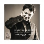 Album artwork for Francois-Xavier Poizat: Pianorchestra