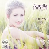 Album artwork for Aurelia Shimkus: Scherzo-Schumann, Beethoven