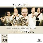 Album artwork for Schauspiel: Ensemble Carion