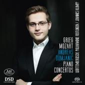 Album artwork for Piano Concerts