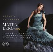 Album artwork for Mozart & Holzbauer: Piano Concerts & Symphony