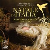 Album artwork for Natale in Italia