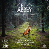 Album artwork for Cello Abbey