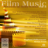 Album artwork for Film Music: Sounds of Hollywood, Vol. 3