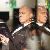 Album artwork for Mozart: Piano Works, Vol.4 / Bloch