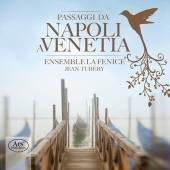 Album artwork for Passaggi da Napoli a Venetia