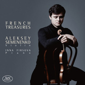 Album artwork for French Treasures