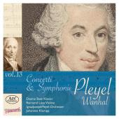 Album artwork for Pleyel: Concerti & Symphonie Vol. 13