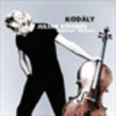 Album artwork for JULIAN STECKEL PLAYS KODALY