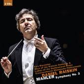 Album artwork for Mahler: Symphony No. 3