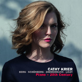 Album artwork for PIANO - 20TH CENTURY / Cathy Krier