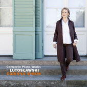 Album artwork for Lutoslawski Complete Piano Works