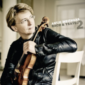 Album artwork for Antje Weithaas-Bach & Ysaye Vol.2