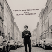 Album artwork for VON ECKARDSTEIN PLAYS SCHUMANN