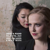 Album artwork for OBOE & PIANO
