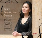 Album artwork for Piano Solo: Works by Bach, Mendelssohn & Mendelsso