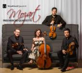 Album artwork for Mozart: Preussische Quartette