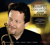 Album artwork for My Favorite Trumpet Concertos