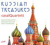 Album artwork for Russian Treasures