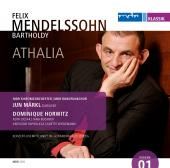 Album artwork for Mendelssohn: Athalia