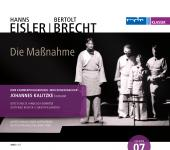 Album artwork for Eisler: Die Masnahme / Kalitzke