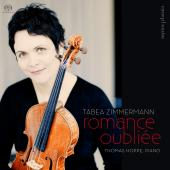 Album artwork for Tabea Zimmermann: Romance Oubliee