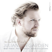 Album artwork for Schubertiade / Julian Pregardien