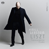 Album artwork for Liszt: Transcendental Études, S. 139