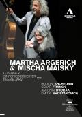 Album artwork for Argerich & Maisky: Shchedrin, Franck, Dvorak